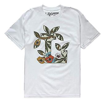 Lrg Leaf Fill T-Shirt White