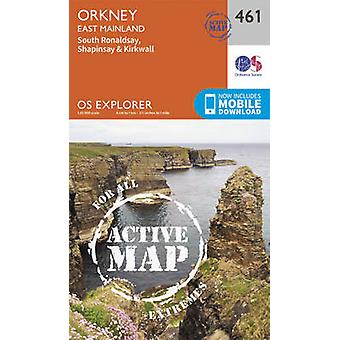 Orkney - East Mainland by Ordnance Survey - 9780319473139 Book