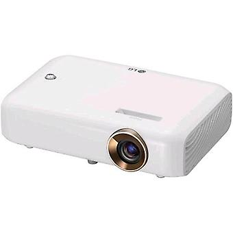 Lg ph550g-gl portable videoprojector dlp hd 720 550 ansi lume contrast 100,000:1 color white