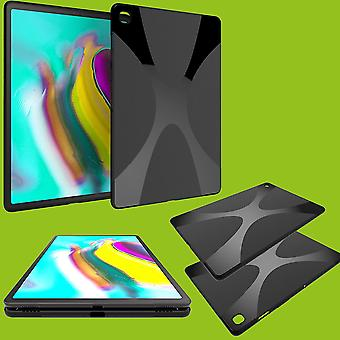 Schutzhülle Silikon X-Line Serie Schwarz Hülle Tasche für Apple iPad Mini 5 7.9 2019