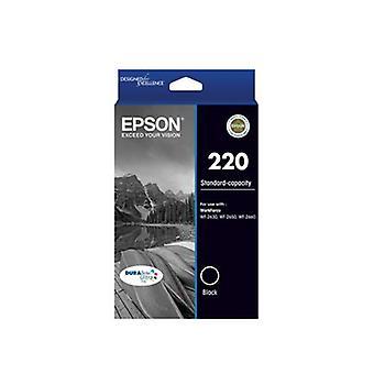 Epson 220 - Std Capacity DURABrite Ultra - Black Ink Cartridge