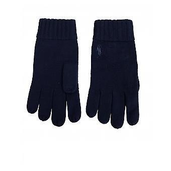 Polo Ralph Lauren Pp Logo Merino Gloves