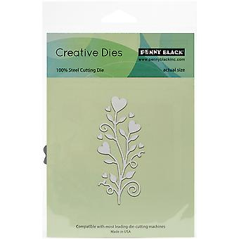 Penny Black Creative Dies-Love Is Growing 51181