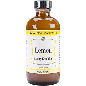 Artificial Flavor Bakery Emulsions 4 Ounces Lemon 0806 0758