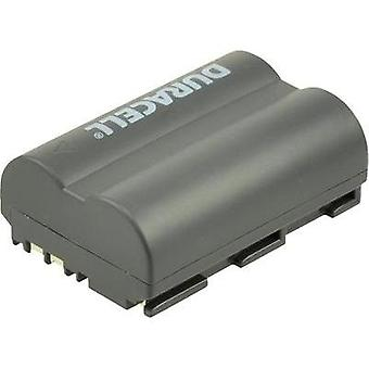 Camera rechargeable battery Duracell replaces original battery BP-511, BP-512 7.4 V 1400 mAh