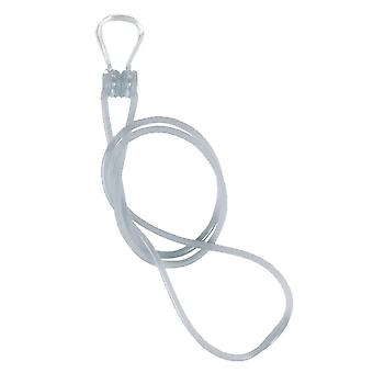 Arena Strap Nose Clip Pro - Clear