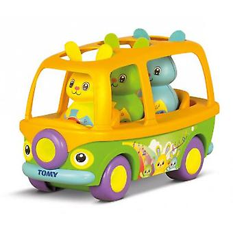 Tomy Bunnies Popstars And Your Bus (Toys , Preschool , Vehicles)