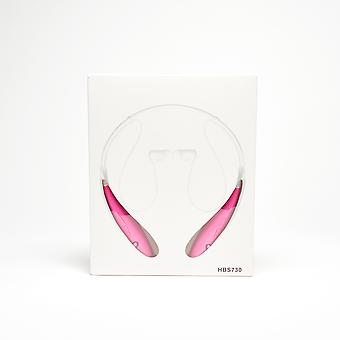 Wireless Stereo Sports Headset - Pink
