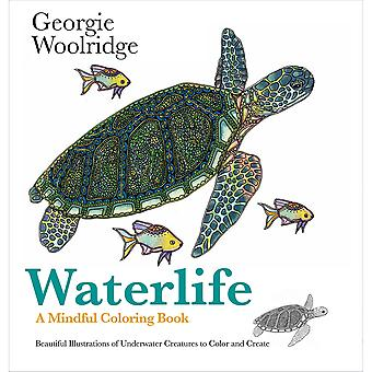 St. Martin's Books-Waterlife: A Mindful Coloring Book SM-95039