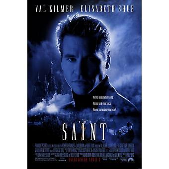 Die Saint Movie Poster drucken (27 x 40)