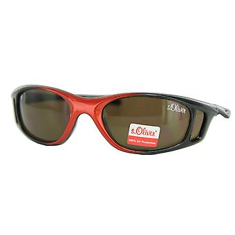s.oliver Sonnenbrille 2133 C3 orange black SO21333