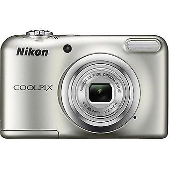 Digital camera Nikon Coolpix A10 16.1 MPix Optical zoom: 5 x Silver