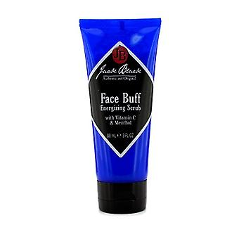 Jack Black cara Buff energización friegan 88ml / 3oz