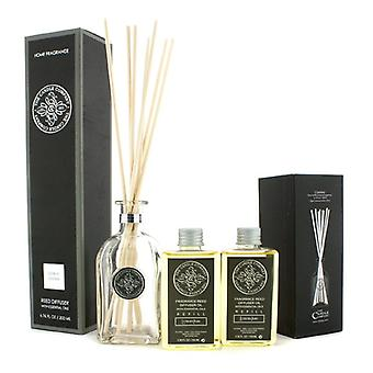 The Candle Company Reed Diffuser with Essential Oils - Lemongrass 200ml/6.76oz
