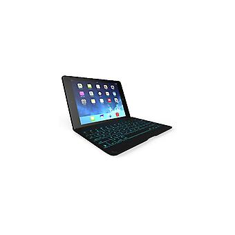 ZAGG Folio Case With Keyboard iPad Air 2 SvartBacklit Nordic