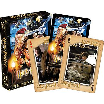 Harry Potter And Sorcerors Stone set of 52 playing cards (+ jokers)   (nm 52415)