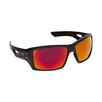 New SEEK Polarized Replacement Lenses for Oakley EYEPATCH 2 Red Yellow Mirror