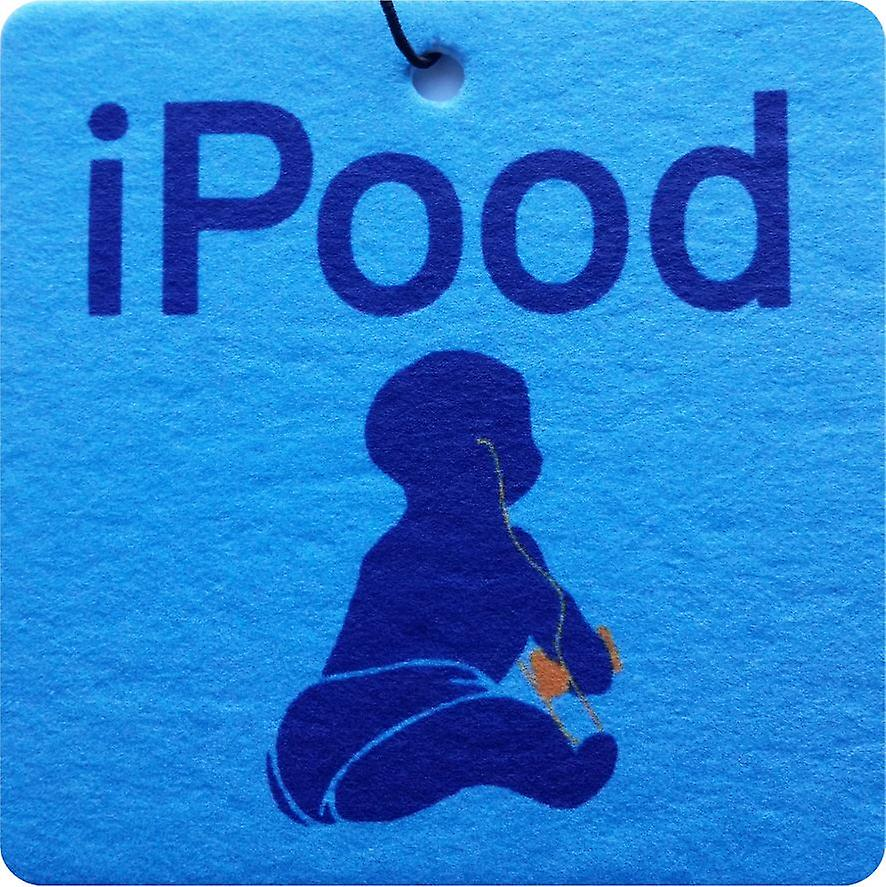 Baby Ipood Car Air Freshener