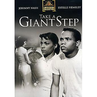 Take a Giant Step [DVD] USA import