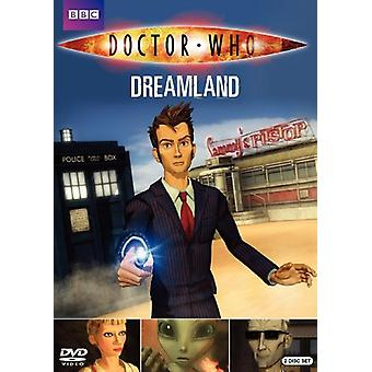 Doctor Who - Doctor Who: Dreamland [DVD] USA import