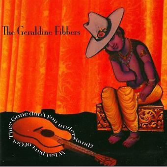 Geraldine Fibbers - Get Thee gået [Vinyl] USA importerer
