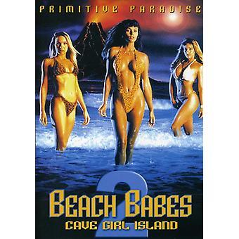 Beach Babes 2: Importación de USA cueva chica de la isla [DVD]