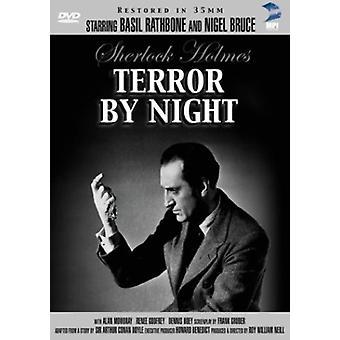 Sherlock Holmes - Terror by Night [DVD] USA import