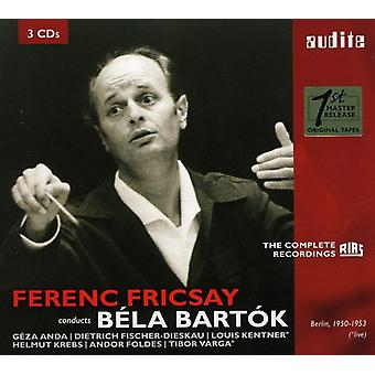 B. Bartok - Ferenc Fricsay Conducts B La Bart K [CD] USA import