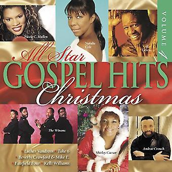 All Star evangeliet Hits jul - alle Star evangeliet Hits jul [CD] USA import