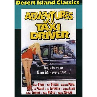Adventures of a Taxi Driver [DVD] USA import