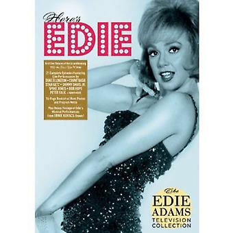 Edie Adams - Here's Edie: The Edie Adams Television Collection [DVD] USA import
