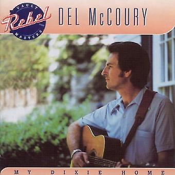 Del McCoury - My Dixie Home [CD] USA import