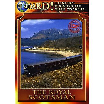 Royal Scotsman [DVD] USA importerer
