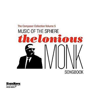 Musik af kugle-the Thelonious Mon - musik af kugle-the Thelonious Mon [CD] USA importerer