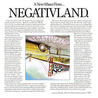 Negativland - Escape fra støj [CD] USA import