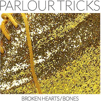 Parlour Tricks - Broken hjerter / knogler [CD] USA import