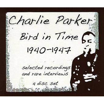 Charlie Parker - fugl i tid: 1940-1947 [CD] USA importerer