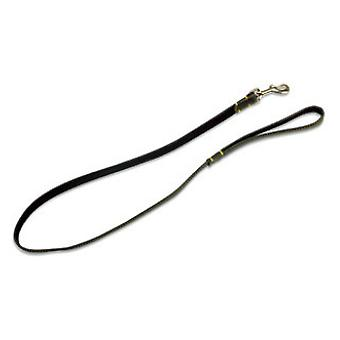 Arquivet Lisa Black Leather Strap 2 X 120 Cm
