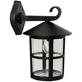 Firstlight Traditional Black Hanging Outdoor Lighthouse Latern