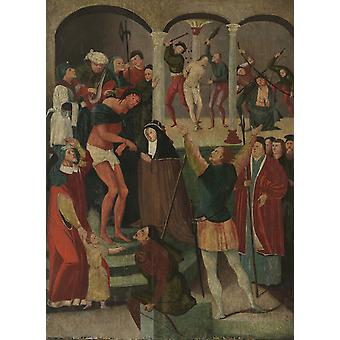 Hieronymus Bosch - Brabant Poster Print Giclee