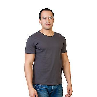 Agiato mænds grundlæggende Crew Neck T-Shirt