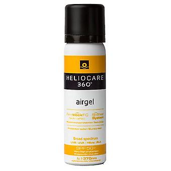 Heliocare Airgel 360  SPF 50+ 60 ml (Cosmetics , Body  , Sun protection)