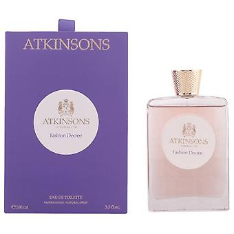 Atkinsons Fashion Atkinsons Decree Edt 100Ml (Woman , Perfume , Women´s Perfumes)