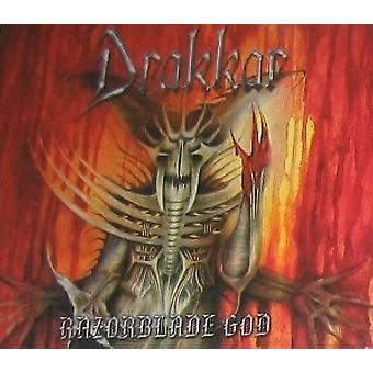 Drakkar: Barberblad Gud (CD)