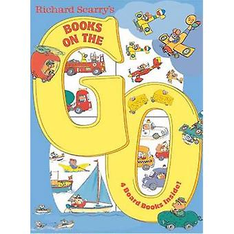 Richard Scarrys Books on the Go by Richard Scarry