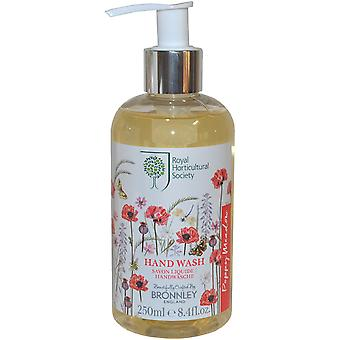 Royal Horticultural Society Valmue Meadow hånd vask 250ml