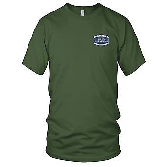 US Coast Guard USCG - USCG Son Of A Iraqi Veteran Embroidered Patch - Kids T Shirt