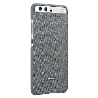 Huawei car case cover for Huawei P10 protective case cover fabric surface light grey