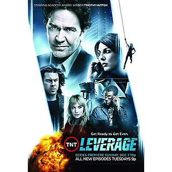 Leverage (TV) Movie Poster (11 x 17)