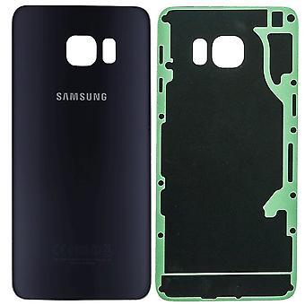 Samsung Galaxy S6 Edge battery Cover-blue-original quality